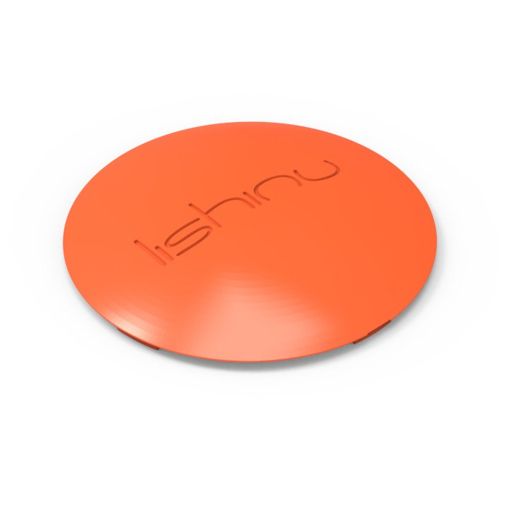 Lishinu kryt, oranžový