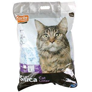 Podestýlka pro kočky křemen 7,5kg