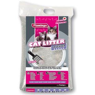 Podestýlka pro kočky Levandule 15kg