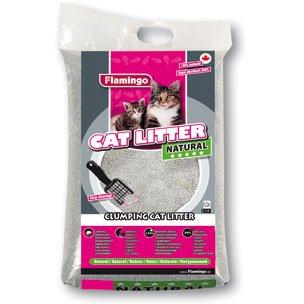 Podestýlka pro kočky přírodní 15kg