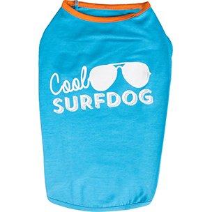 Karlie-Flamingo Tričko pro psy Surfdog 20cm