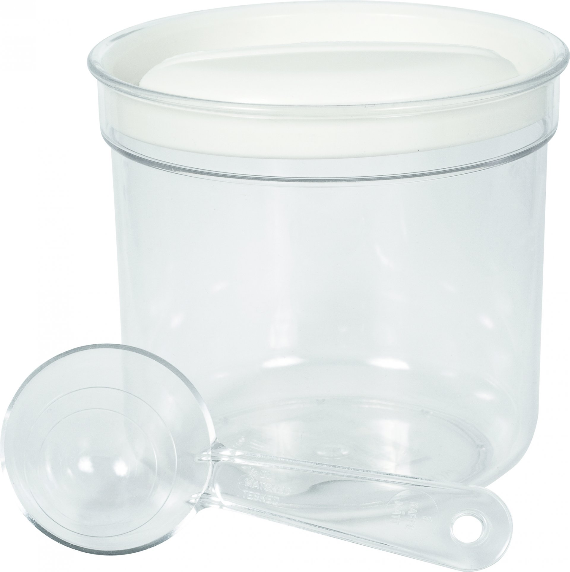 Curver box na potraviny, průhledný, 1l