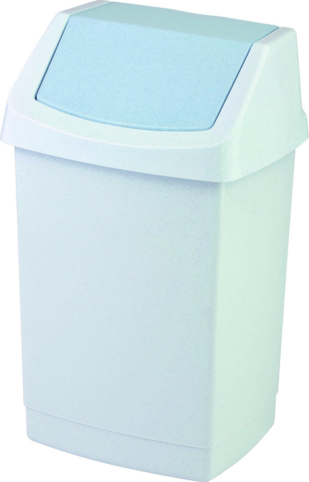 Curver odpadkový koš, CLICK-IT, šedý, 50l