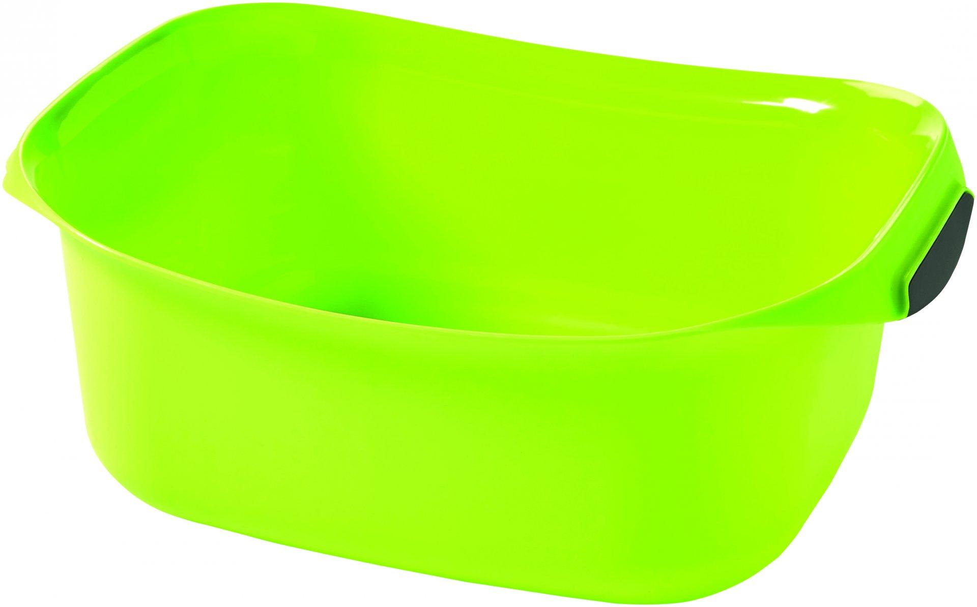Curver lavor, obdelník zelený, 8l