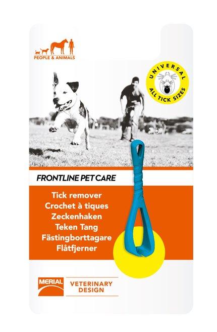 FRONTLINE PETCARE Háček na odstraňování klíšťat
