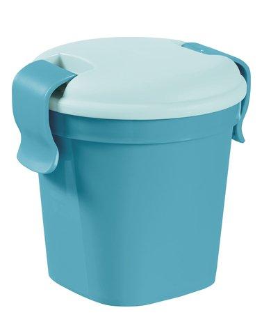Curver Hrnek S Lunch & go modrý