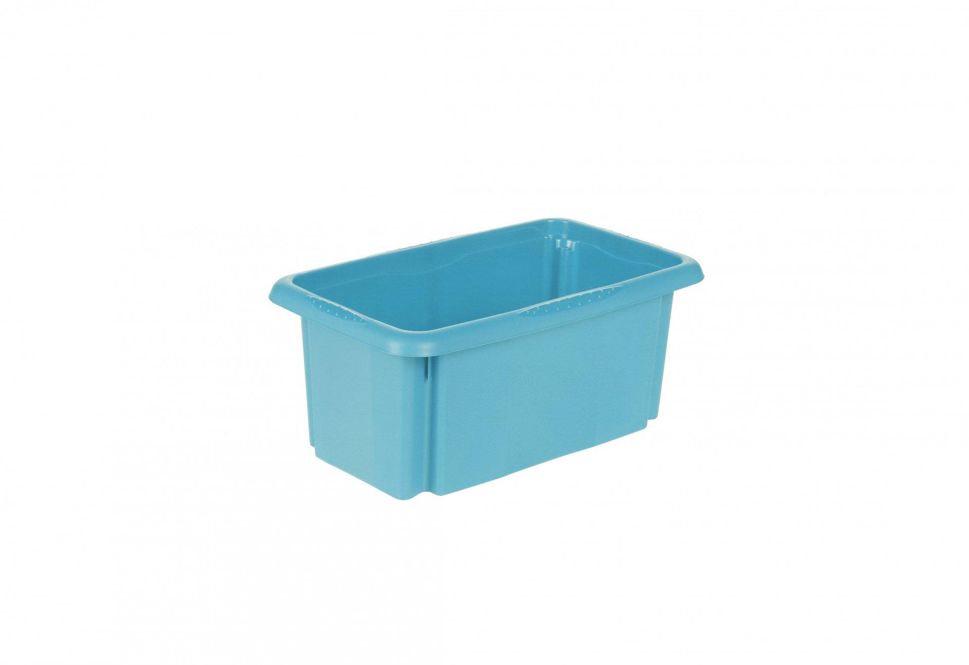 Keeeper Úložný box emil, modrý 7L