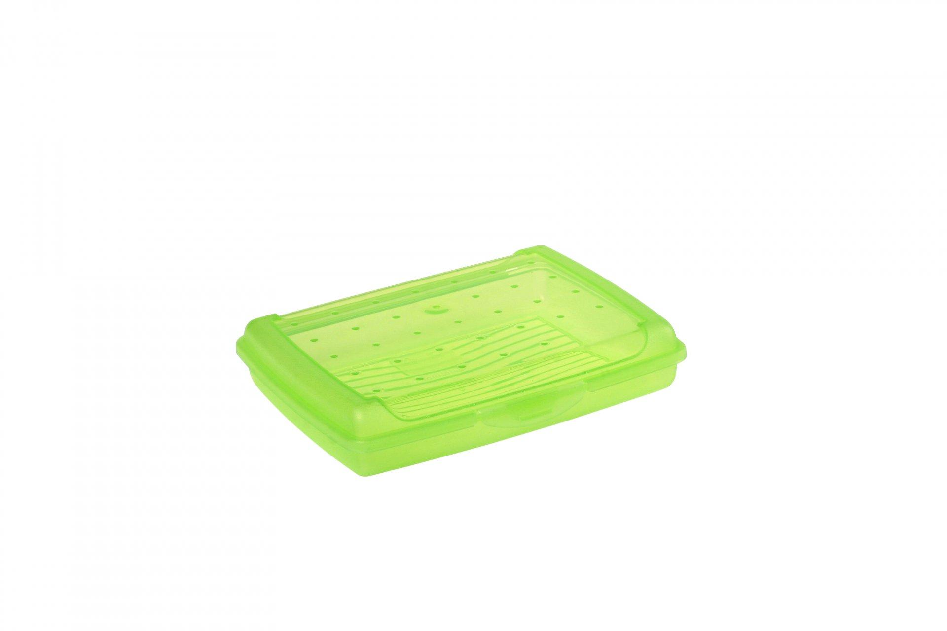 Keeeper Svačinový box luca, zelený 0,5L