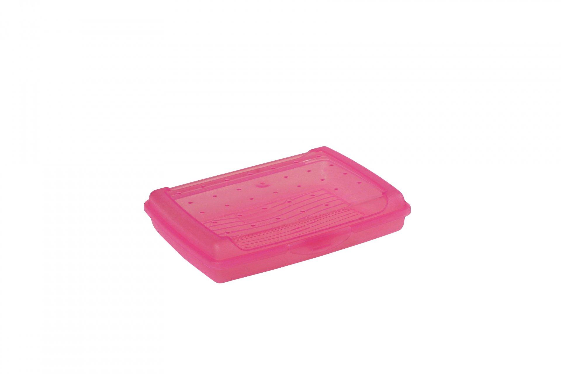 Keeeper Svačinový box luca, růžový 0,5L