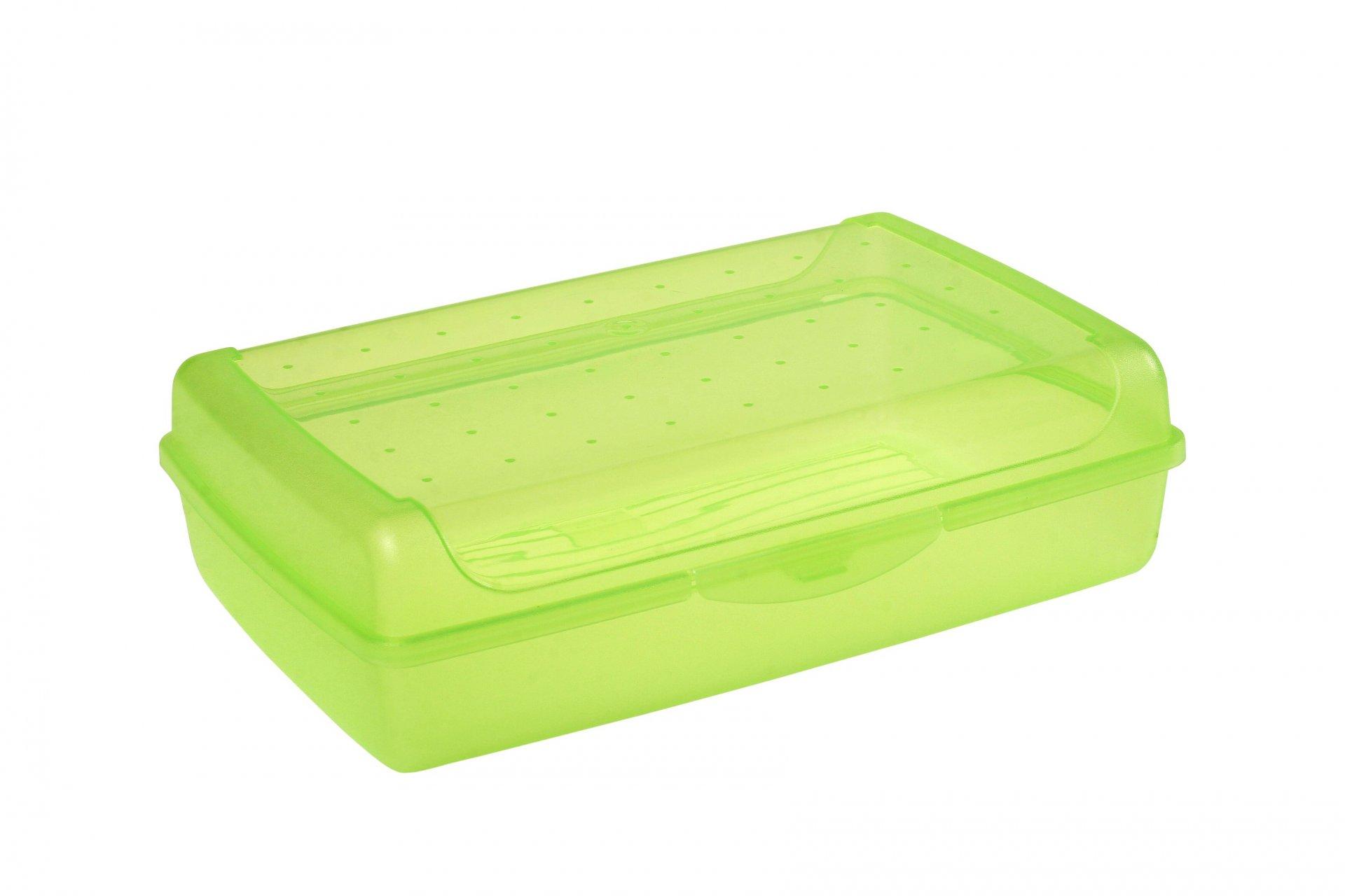Keeeper Svačinový box luca, zelený 3,7L