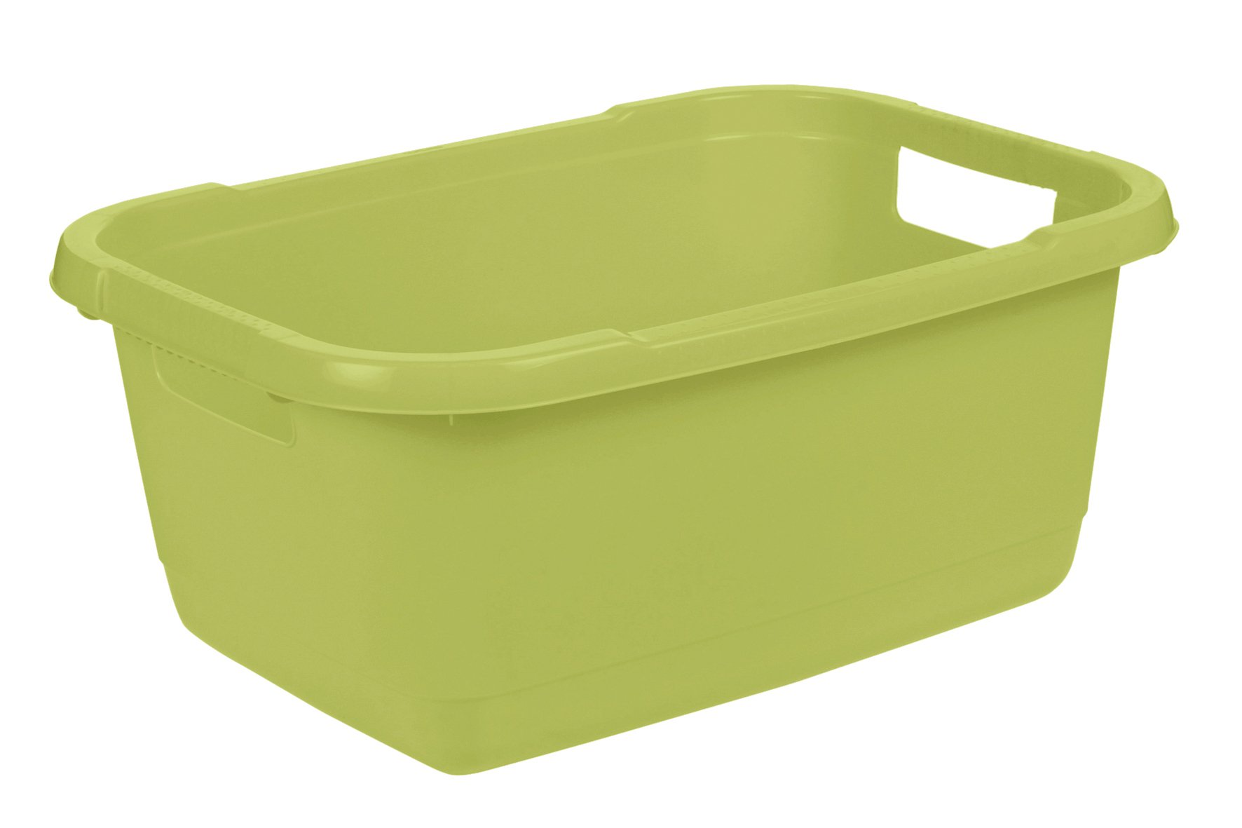 Keeeper Koš na čisté prádlo aenna, zelený 32l