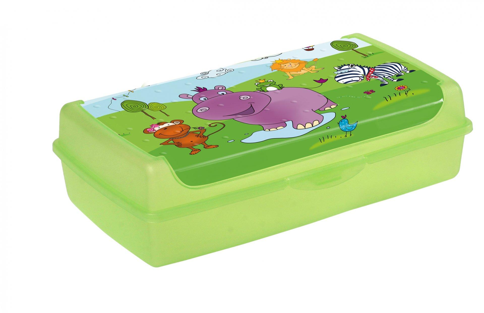 Keeeper Svačinový box olek, Hippo 3,7L