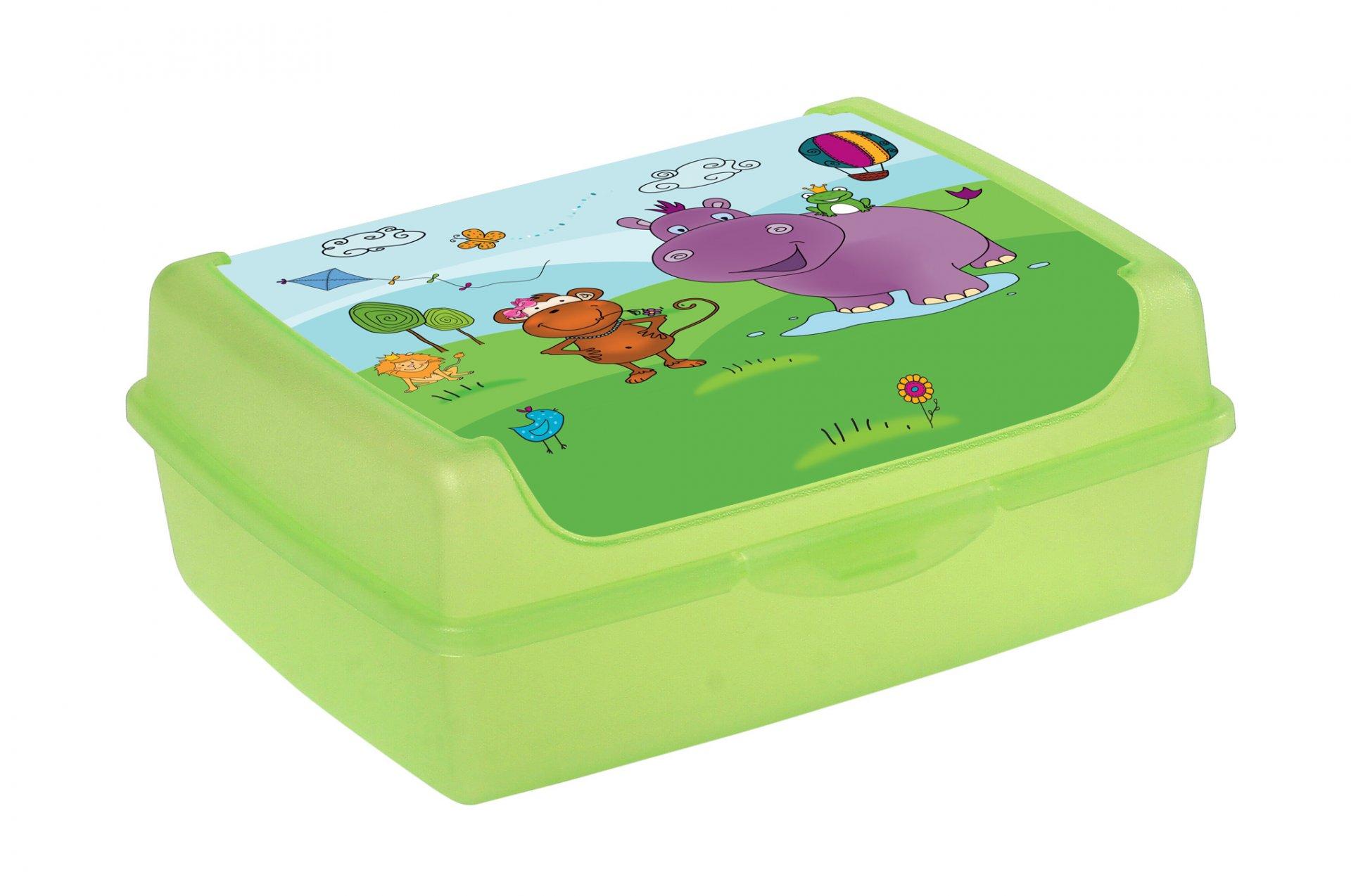 Keeeper Svačinový box olek, Hippo 1L
