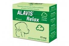 ALAVIS Relax pro psy a kočky 40 kapslí - již se neprodává