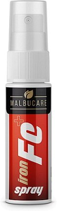 Malbucare Fe+Iron 15ml spray (doplněk stravy)