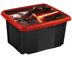 Keeeper Skladovací box anna, Star Wars, 45L