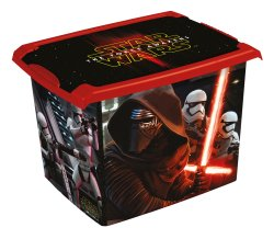 Keeeper Skladovací box filip, Star Wars, 20,5L