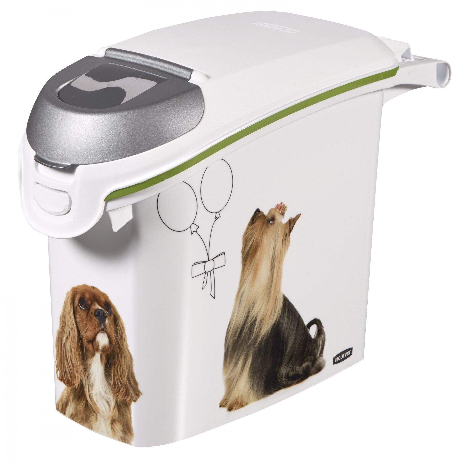 Kontejner na krmivo psi 15l