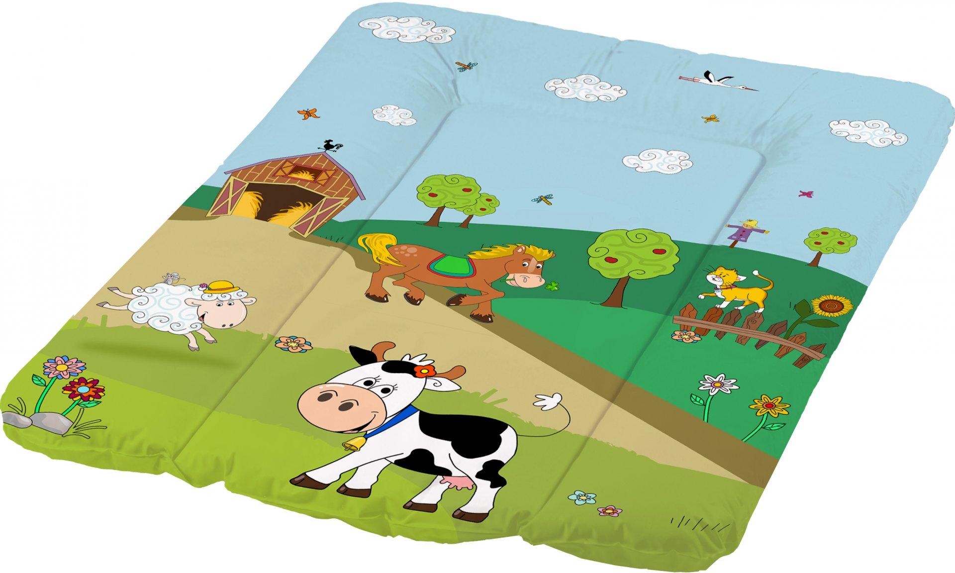 Keeeper Přebalovací podložka amelia, Funny farm