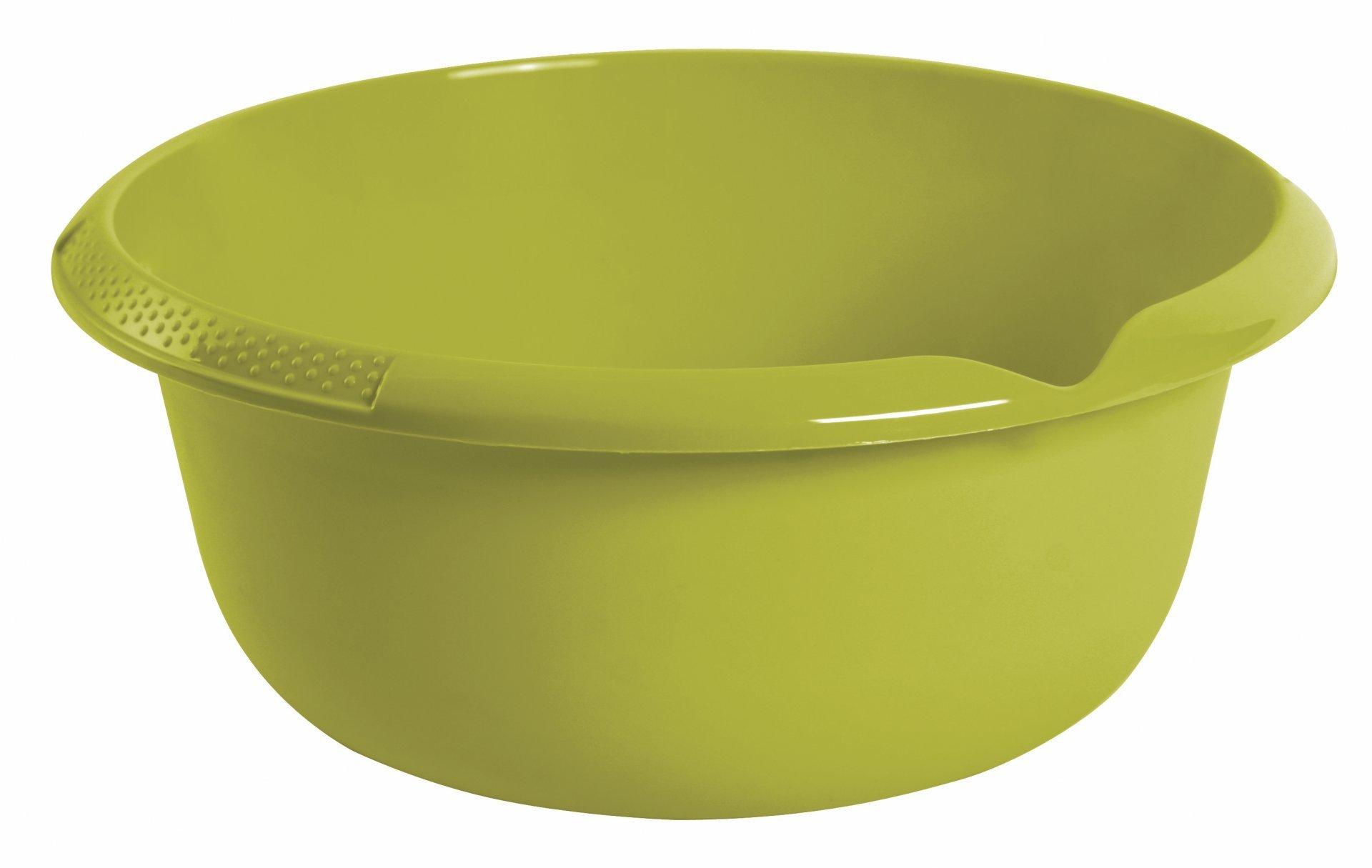 Keeeper miska kulatá s výlevkou, björk, zelená 3,5l