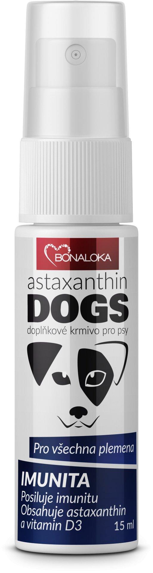 Bonaloka Astaxanthin Dogs Imunita