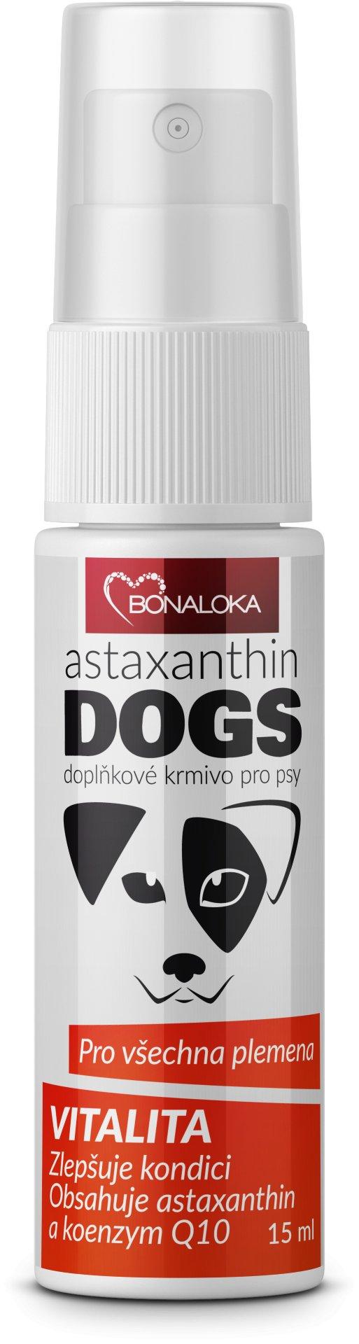 Bonaloka Astaxanthin Dogs Vitalita