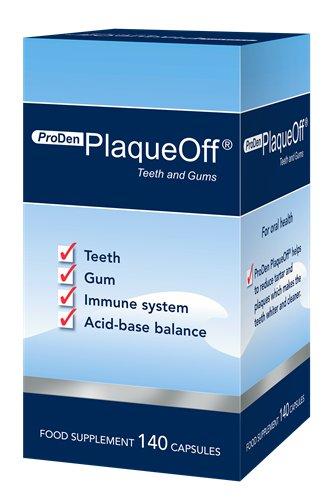 ProDen PlaqueOff Teeth and Gums 140 kapslí (lidský)