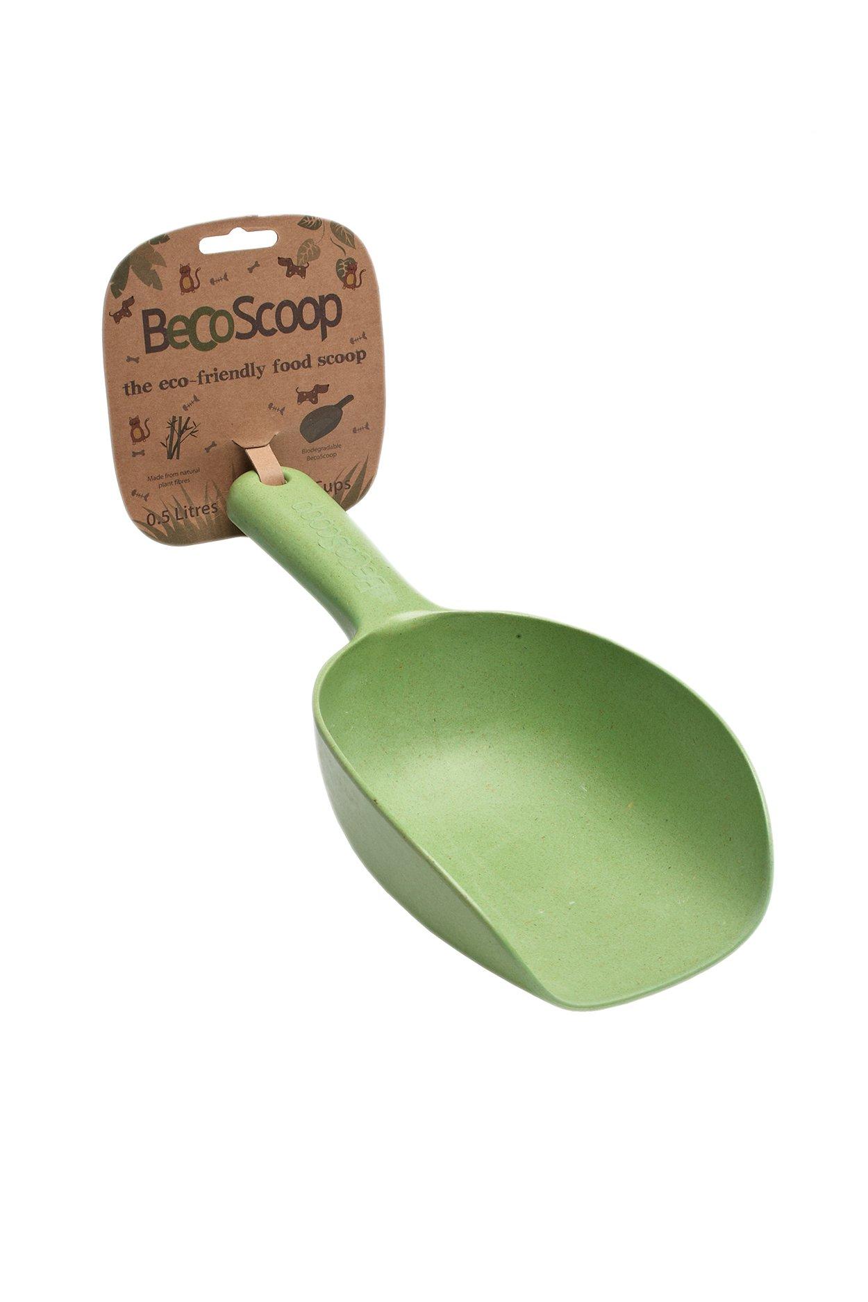 Lopatka na jídlo, BecoScoop-birch, EKO