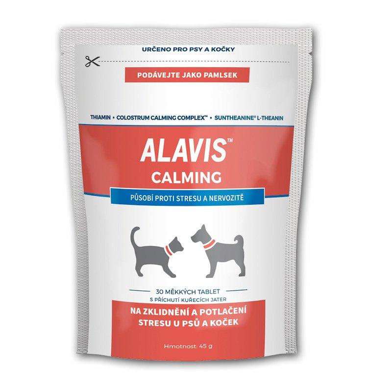 ALAVIS Calming 30 tbl.