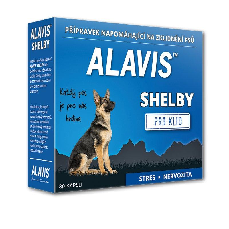 ALAVIS SHELBY Pro klid - již se neprodává