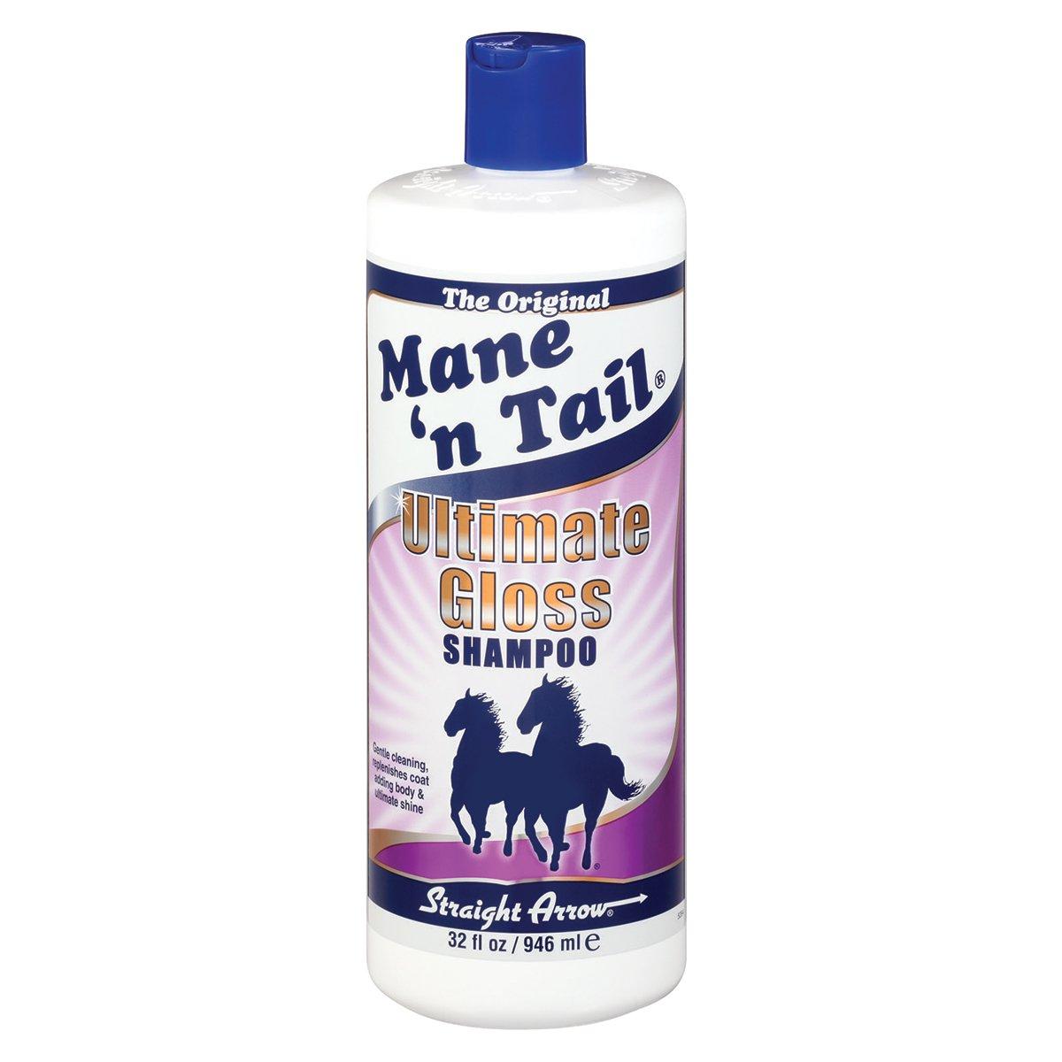 MANE 'N TAIL Ultimate Gloss Shampoo, pro dokonalý lesk 946 ml