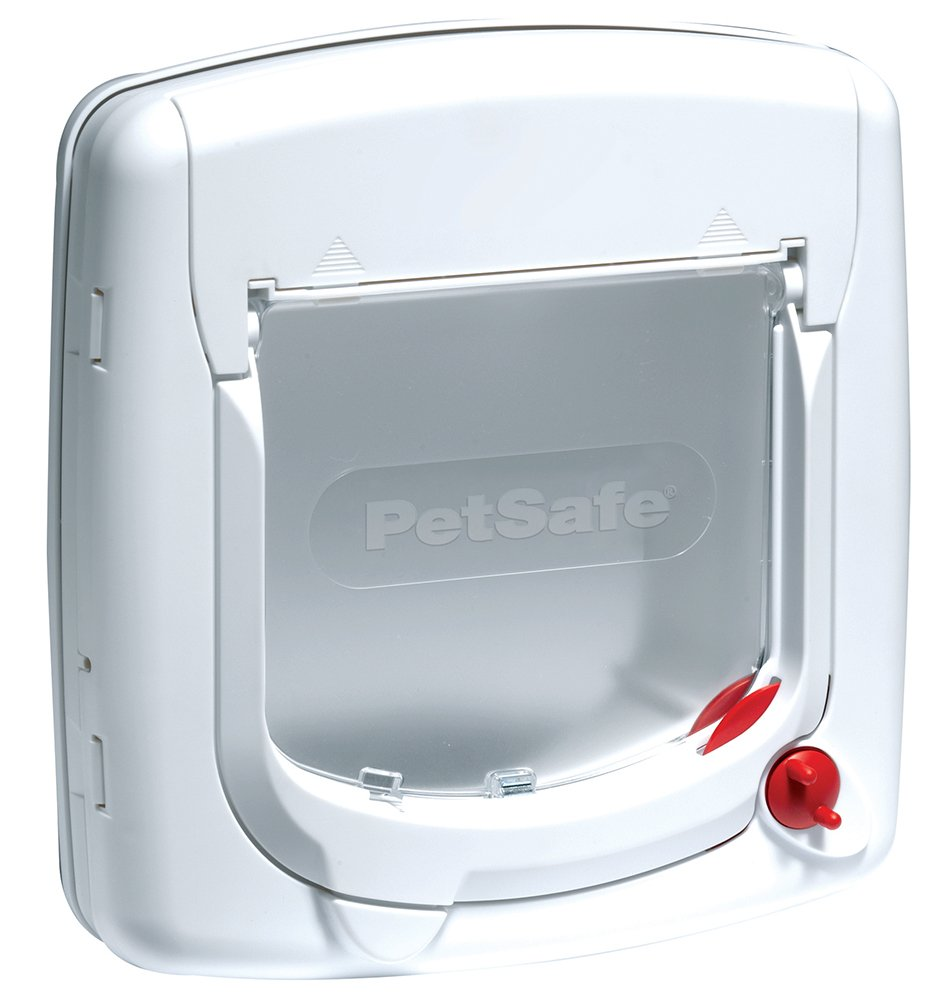 PetSafe Dvířka Staywell 300, manuální, bílá