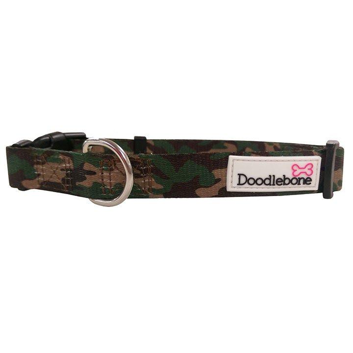 Doodlebone obojek, Army, velikost M